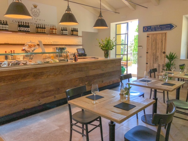 Cantinale Monteriggioni - Bancone Salumi & Formaggi