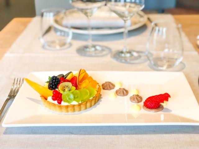 Cantinale Monteriggioni - Crostatina di frutta
