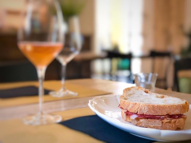 Cantinale Monteriggioni - Panino