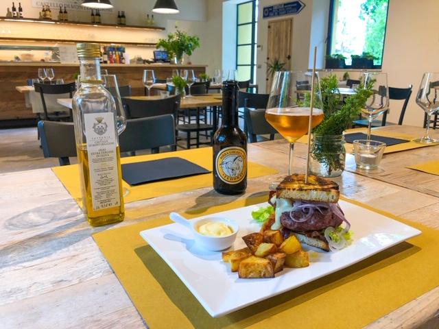 Cantinale Monteriggioni - Hamburger & Birra