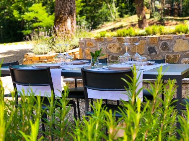 Giardino Ristorante Monteriggioni