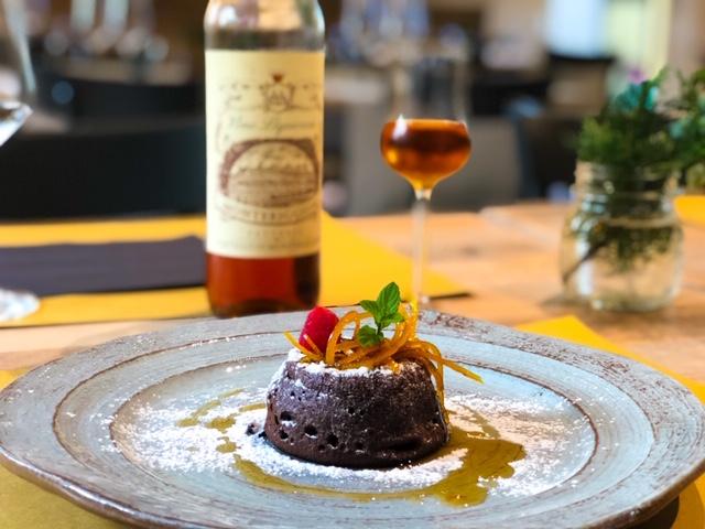 Cantinale Ristorante Monteriggioni Dolce Cioccolato