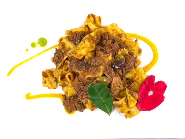 Cantinale Monteriggioni - Pappardelle al cinghiale