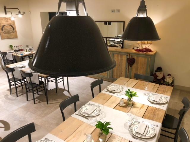 Cantinale - Ristorante Monteriggioni