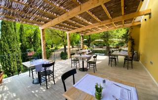 Mangiare fuori a Monteriggioni - Cantinale